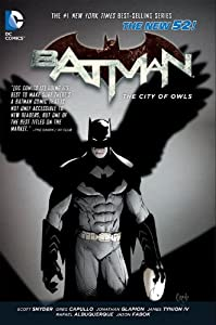Batman: The City of Owls, volume 2