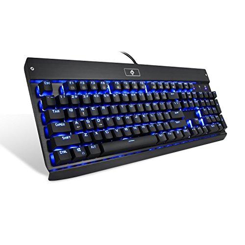 eagletec-kg010-gaming-industrial-office-mechanical-keyboard-with-led-backlit-104-key-black