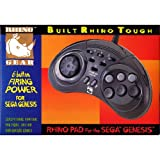Sega Genesis controller - Rhino Pad (6 buttons with turbo fire feature) ~ ASCII Entertainment