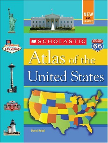 Scholastic Atlas Of The United States