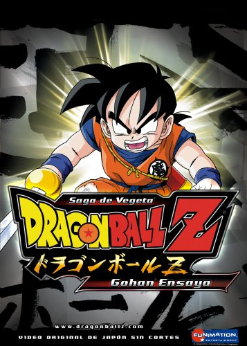 Dragon Ball Z: Gohan Ensaya v.4 - Spanish