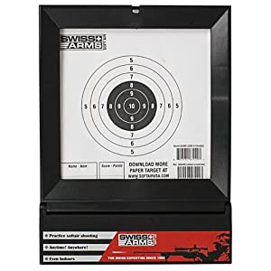 Swiss Arms Airsoft Net Target