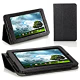 Poetic Basebook Case For ASUS MeMO Pad ME172V 7-Inch Android Tablet Black