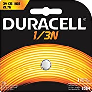 P & G/ Duracell 29987 3.0V Photo Electronic Battery-DL1/3 3V PHOTO BATTERY