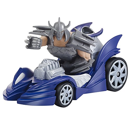 Teenage Mutant Ninja Turtles T-Machines Shredder in Shreddermobile Diecast Vehicle