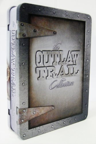 The Outlaw Trail Collection DVD/CD 5 Discs