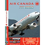 Just Planes Air Canada 777-200LR DVD