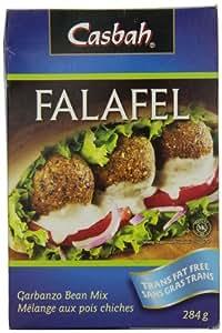 Casbah Falafel Mix, 10 Ounce (Pack of 12)
