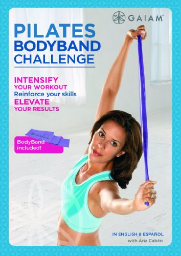 Pilates Bodyband Challenge [DVD] [2006]