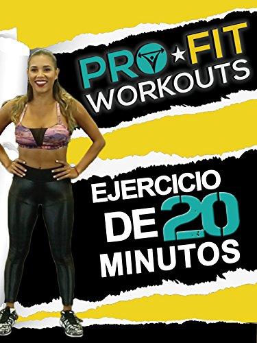 Ejercicio de 20 minutos Profit workouts