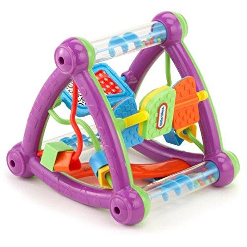 Little Tikes Play Triangle- Purple/ Green - 1