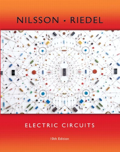 Electric Circuits (10th Edition) from Prentice Hall