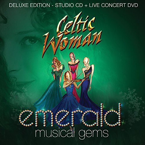 Celtic Woman - Emerald: Musical Gems  Deluxe Cd/dvd - Zortam Music
