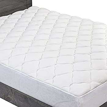 Bamboo Mattress Pad with Cooling Topper