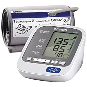 Omron blood pressure monitors are the #1 recommended brand by doctors Omron Bp Automatic Blood Pressure Monitor, Pound. by Omron. Amazon's Choice for