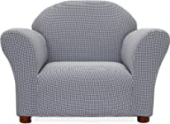 KEET Roundy Chair Gingham, Navy