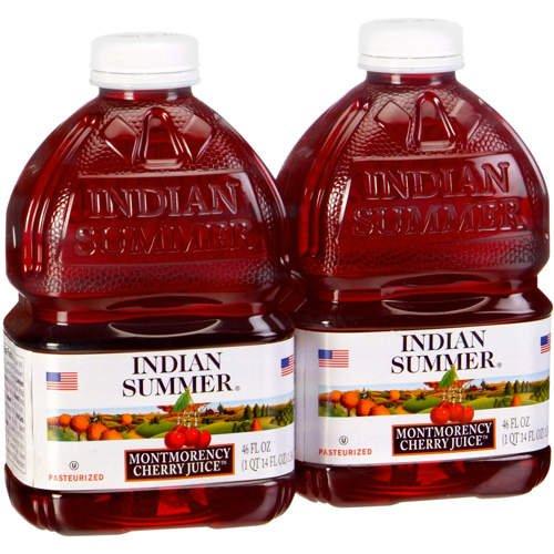 Indian Summer Tart Cherry Juice - 46 oz. 8 pk.