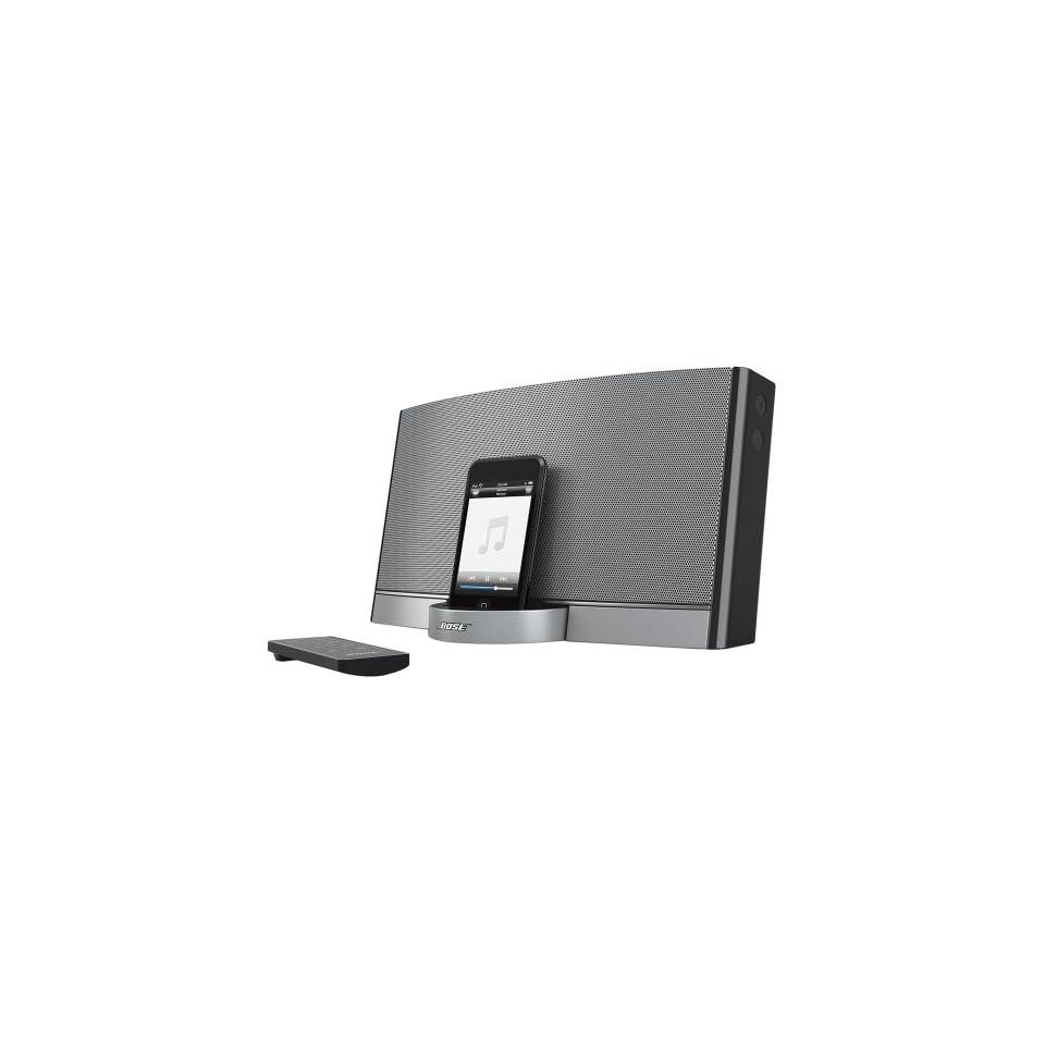 bose sounddock portable 30 pin ipod iphone speaker dock on popscreen. Black Bedroom Furniture Sets. Home Design Ideas