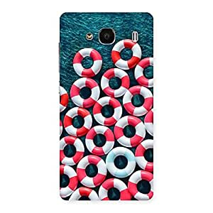 Special Premium Saving Sea Back Case Cover for Redmi 2