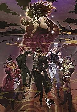 【Amazon.co.jp限定】ジョジョの奇妙な冒険スターダストクルセイダース エジプト編 Vol.1 (オリジナルデカ缶バッチ付)(オリジナルサウンドトラック付)(初回生産限定版) [Blu-ray]