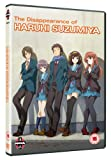 The Disappearance of Haruhi Suzumiya [DVD]
