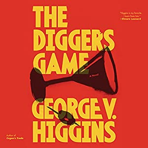 The Digger's Game Audiobook