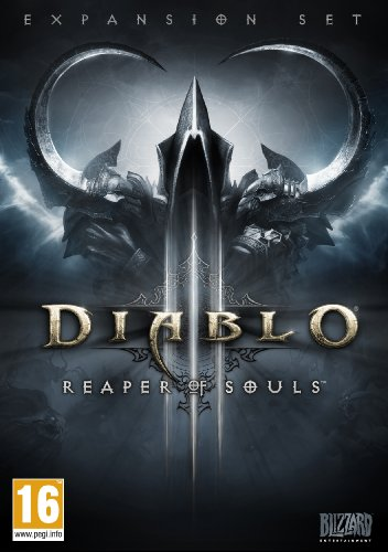Diablo 3 Reaper of Souls - Expansion Pack (PC)
