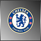 "Chelsea Fc Football Club Premier League Soccer Vinyl Decal Bumper Sticker 4"" X 4"""