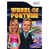 Wheel of Fortune - Nintendo Wii ~ THQ