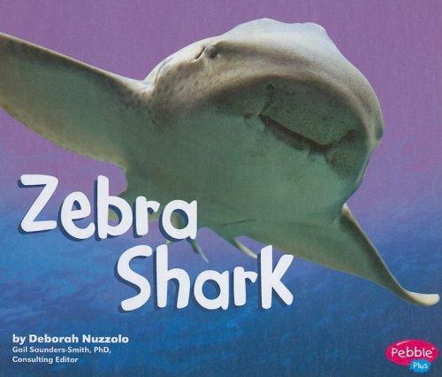 Zebra Shark (Pebble Plus)