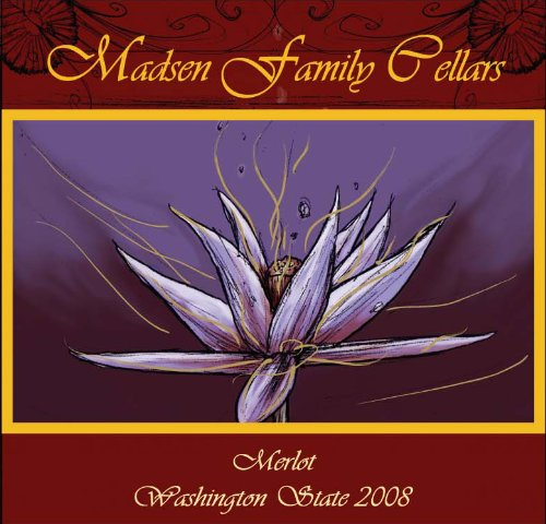 2008 Madsen Family Cellars Washington State Merlot 750 Ml