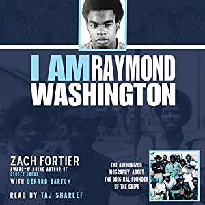 I Am Raymond Washington Audiobook