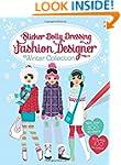 Sticker Dolly Dressing Fashion Design...