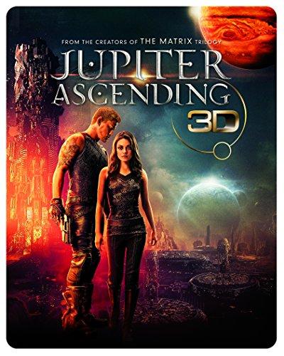 Jupiter vychází / Jupiter Ascending (2015)  3D