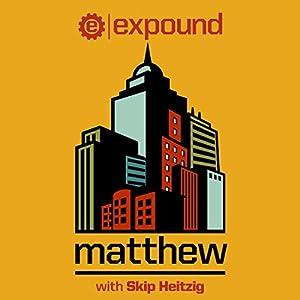 40 Matthew - 2011 Speech
