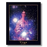 Virgo Virgin Girl Zodiac Sign Astrology Home Decor Wall Picture 16x20 Art Print