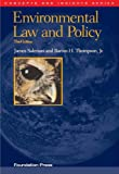 img - for Salzman and Thompson's Environmental Law and Policy, 3d (Concepts and Insights Series) (Concepts & Insights) book / textbook / text book