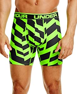 Under Armour Men's UA Original Series Printed Boxerjock® 3XL HYPER GREEN