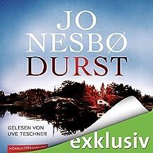 Durst (Harry Hole 11) Hörbuch von Jo Nesbø Gesprochen von: Uve Teschner