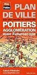 Plan de Poitiers et de son agglom�rat...