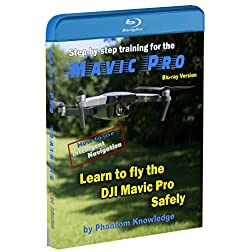 Mavic Pro Training on Blu-ray [Blu-ray]