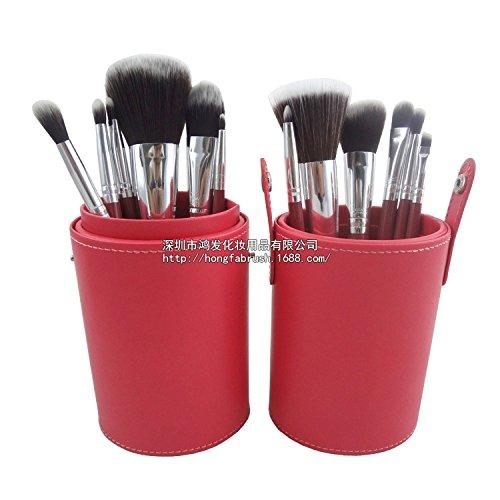 xnwp-12-bottled-makeup-brush-set-beauty-makeup-toolsred