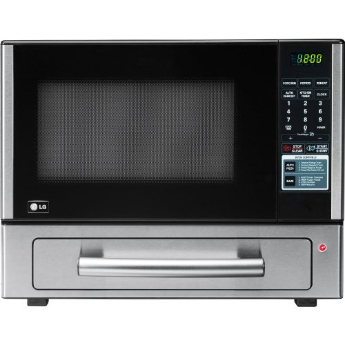 LG LCSP1110ST 1.1 Cu Ft Counter Top Combo Microwave and Baking Oven, Stainless Steel (Small Powerful Microwave Oven compare prices)