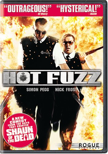 51yVyJ8vOeL Hot Fuzz is a Secret Splatter Movie   Borderland Film Review