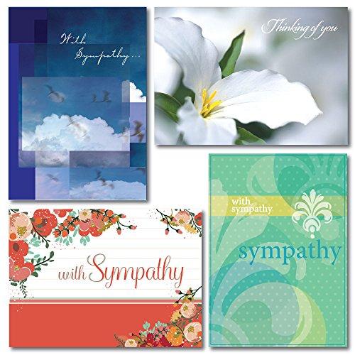 Popular sympathy cards for sympathy greeting card assortment a box sympathy greeting card assortment m4hsunfo