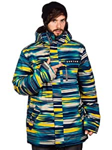 Burton Herren Snowboardjacke Poacher gelb XS