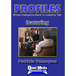 PROFILES Featuring Patricia Velasquez