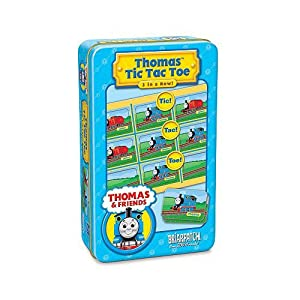 Thomas Tic Tac Toe Game Tin
