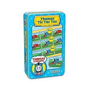 Thomas Tic Tac Toe Game Tin