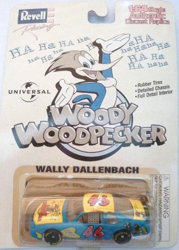 Wally Dallenbach #46 Woody Woodpecker Race Car.